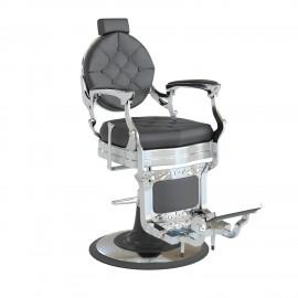 Barber bei kirpyklos kėdės