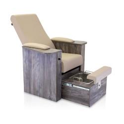 REM pedikiūro kėdė Natura reguliuojamas atlošas